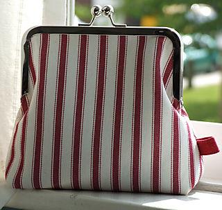 Eevent Make up Bag Front