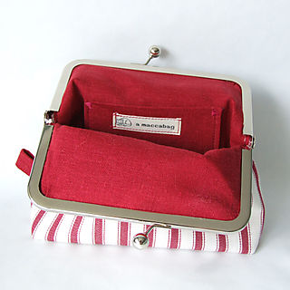 Event Makeup Bag interior