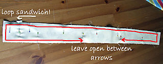 Tie Back loop sandwich copy