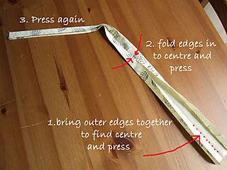 Tie Backsew loop