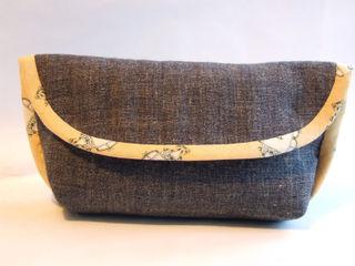 Small Bags Weekend Grey Bag