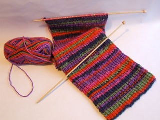 Small Bags Weekend Knitting