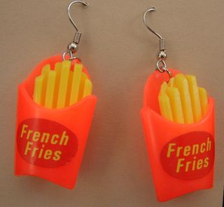 Straight fries